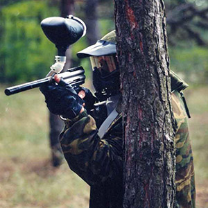 Paintball in Amsterdam